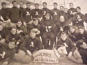 ALABAMA Football Team