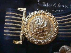 CAPT Dress swordbelt