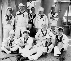 NEW YORK-Sailors