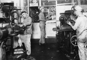 PROMETHEUS- machine shop 1912