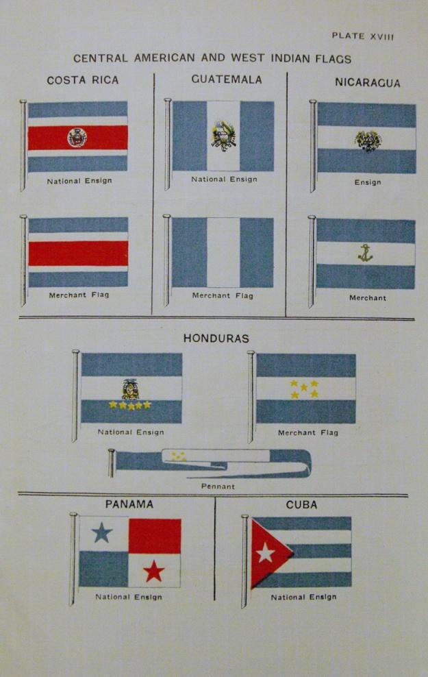 CR_GUA_NIC_HON_PAN_CUBA_XVIII