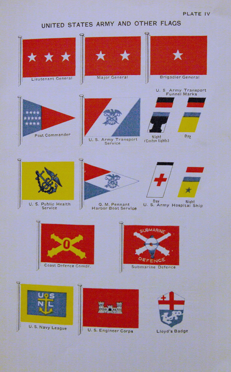 US Army & Other Flags_IV