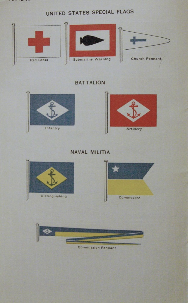 US Special Flags_III